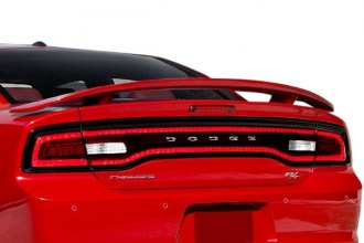 Remin® 117N - Factory Style Rear Spoiler (Painted)