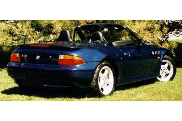 Remin 174 Bmw Z3 1996 1999 Custom Style Rear Spoiler With Light