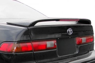 Image may not reflect your exact vehicle! Remin® - Rear Spoiler with Light