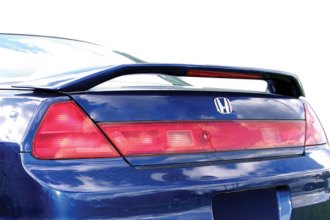Remin® 140L - Factory Style Rear Spoiler with Light (Painted)