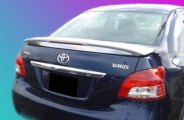 Remin® - Custom Style Rear Spoiler with Light