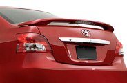 Remin® - Custom Style Rear Spoiler with Light - SEDAN