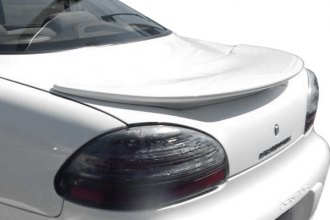 Remin® - Factory Style Rear Spoiler with Light (Unpainted)