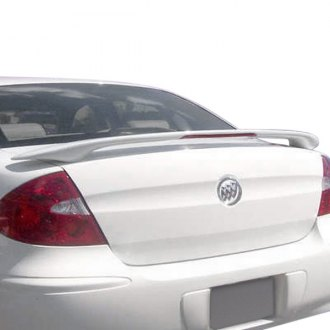 Remin® - Custom Style Rear Spoiler with Light (Painted)