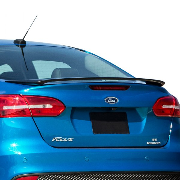 remin ford focus 2012 2013 factory style rear spoiler. Black Bedroom Furniture Sets. Home Design Ideas
