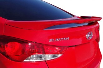 Remin® 224L - Factory Style Rear Spoiler with Light (Painted)