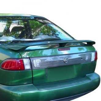 Image may not reflect your exact vehicle! Remin® - Custom Style Rear Spoiler