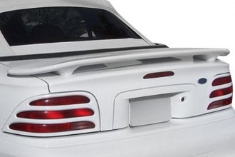 Remin® 317N - Factory Style Rear Spoiler (Painted)