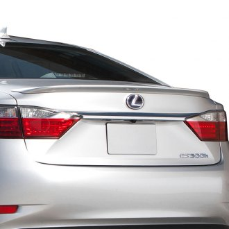 Remin® - Factory Style Rear Lip Spoiler (Painted)