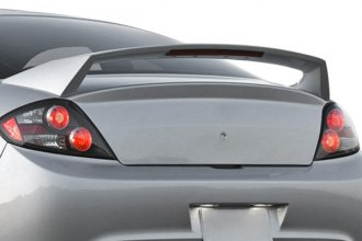 Remin® 382L - Factory Style Rear Spoiler with Light (Painted)