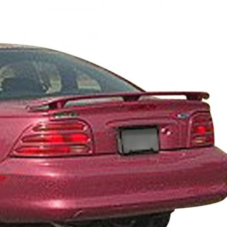 Remin® 3N - Custom Style Rear Spoiler (Painted)