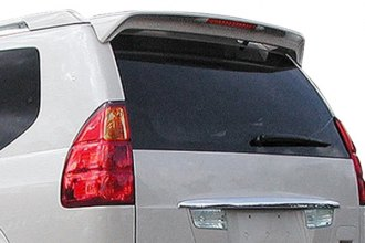 Remin® - Factory Style Rear Roofline Spoiler with Light (Painted)