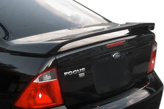 Remin® - Factory Style Rear Spoiler - 4DR