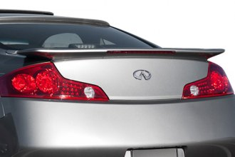 Remin® - Factory Style Rear Spoiler with Light - 2DR