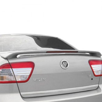 Remin® - Factory Style Rear Lip Spoiler with Light (Painted)