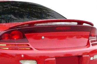 Remin® 73N - Factory Style Rear Spoiler (Unpainted)