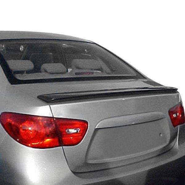 Remin 174 Pontiac G6 4 Doors 2007 Factory Style Rear Lip