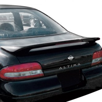 Remin® - Factory Style Rear Spoiler with Light (Painted)