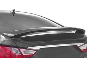 Remin® 906L - Custom Style Rear Spoiler with Light (Painted)