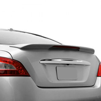 Remin® - Factory Style Rear Lip Spoiler with Light