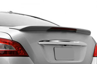 Remin® 980L - Factory Style Rear Lip Spoiler with Light (Painted)