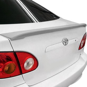Remin® - Factory Style Rear Lip Spoiler