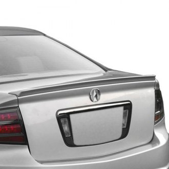 2005 acura tl spoilers custom factory lip wing spoilers. Black Bedroom Furniture Sets. Home Design Ideas