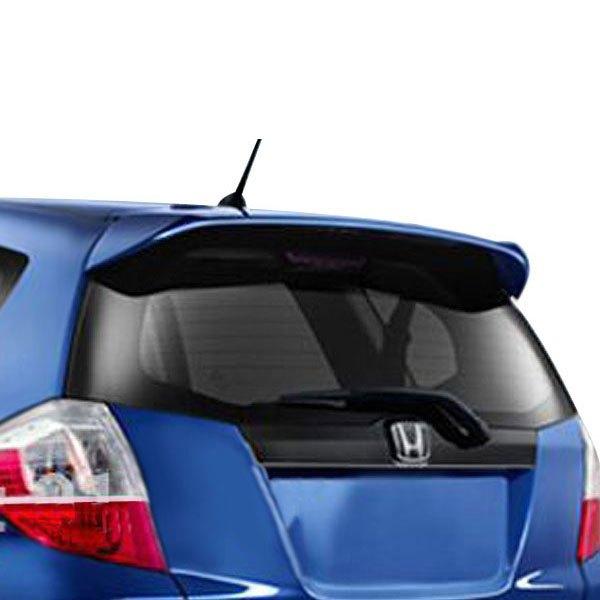 Seat Mii 1 0 Design Ez 5dr Hatchback: Honda Fit 2007 Factory Style Rear Roofline Spoiler