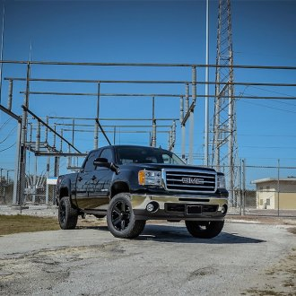 REMINGTON® - HIGH COUNTY Wheels on GMC Sierra