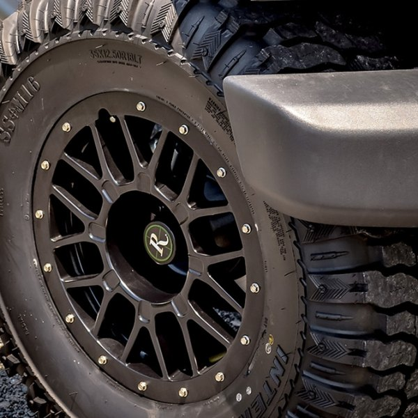 REMINGTON® - RTC Wheels on Jeep
