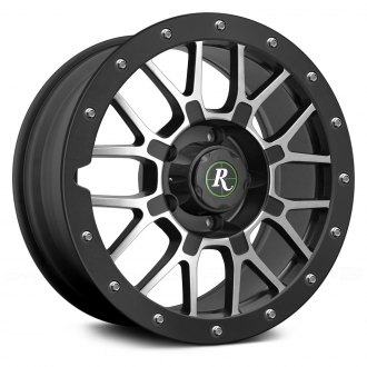 REMINGTON® - RTC Satin Black with Machined Face