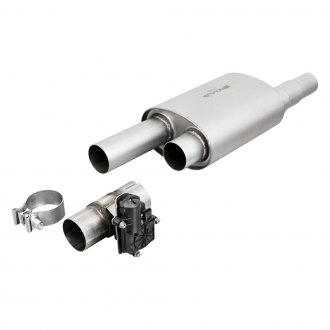 Remus® - Stainless Steel Sport Exhaust System with Dual Rear Exit