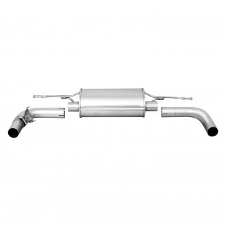 Remus® - Stainless Steel Sport Exhaust System with Quad Rear Exit