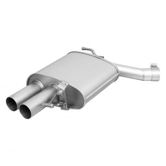Remus® - Sport Axle-Back Exhaust System with Dual Rear Exit