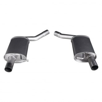 Remus® - Sport Axle-Back Exhaust System with Split Rear Exit