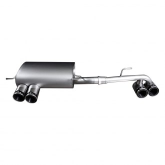 Remus® - Racing Sport Axle-Back Exhaust System with Quad Rear Exit
