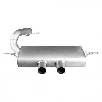 Remus® - Stainless Steel Sport Cat-Back Exhaust System with Dual Rear Exit