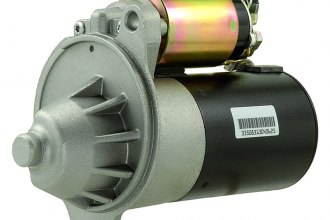 Remy® 25508 - Remanufactured Starter
