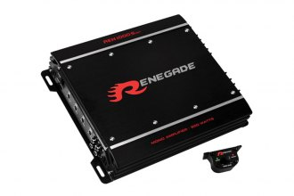 Renegade® - REN Series Class AB Monoblock Amplifier