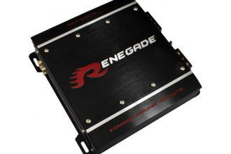 Renegade® - 550W 2-Channel Class D Amplifier