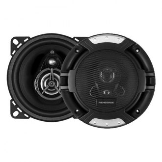 "Renegade® - 4"" 2-Way 120W Coaxial Speakers"