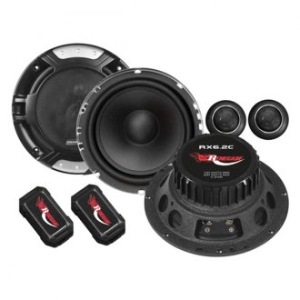 "Renegade® - 6-1/2"" 2-Way 200W Component Speakers"
