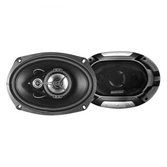 "Renegade® - 6"" x 9"" 3-Way 300W Coaxial Speakers"