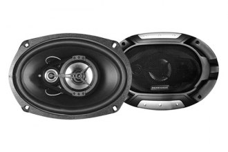 "Renegade® - 6""x9"" 3-Way Coaxial 300W Speakers"