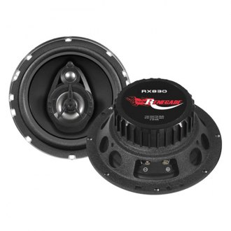 "Renegade® - 8"" 3-Way 300W Coaxial Speakers"