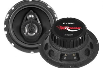 "Renegade® - 8"" 3-Way Coaxial 300W Speakers"