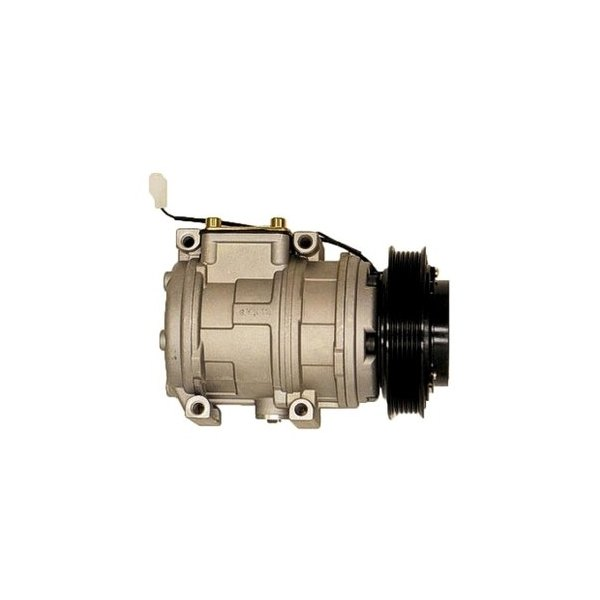 Replace honda accord 2000 a c compressor for Honda air compressor motor parts
