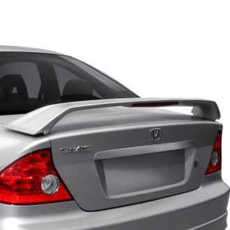 Replace - Rear Spoiler with LED Light