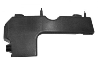 Replace® AU1066106 - Front Driver Side Bumper Bracket