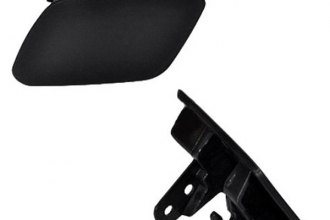Replace® BM1048101 - Driver Side Bumper Headlight Washer Hole Cover